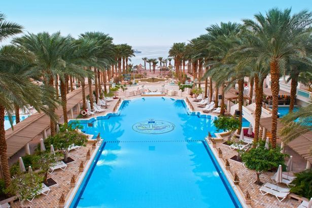 Herods Palace Hotels & Spa Eilat a Premium collection by Leonardo Hotels