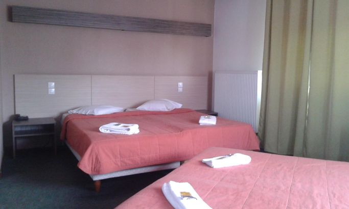 Ares Budget Hotel 3*