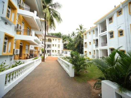 Alor Grande Holiday Resort Candolim Кандолим