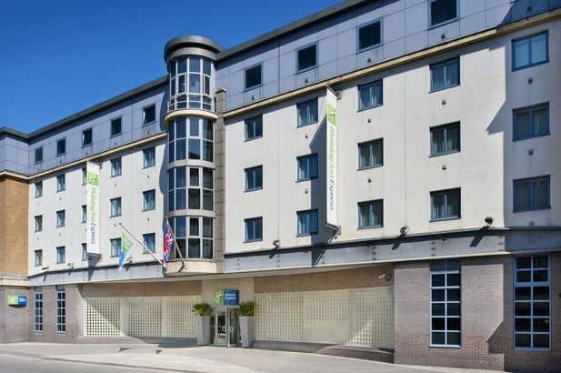 Express By Holiday Inn London City