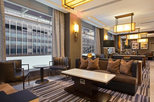 New York Hilton Midtown 4*