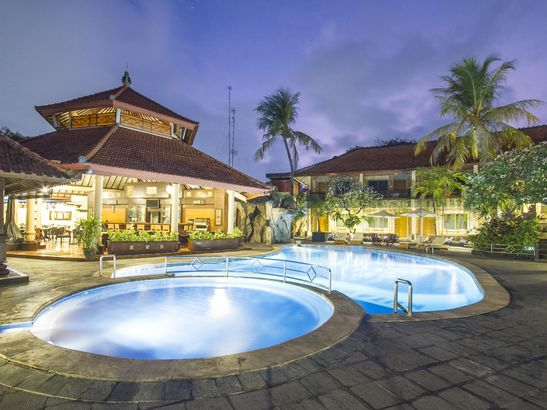 Sol House Bali Kuta By Melia Hotel International Индонезия