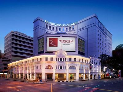 Rendezvous Hotel Singapore by Far East Hospitality (SG Clean)