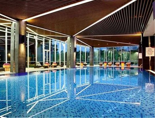 Crowne Plaza Shanghai Xiayang Lake Кингпу
