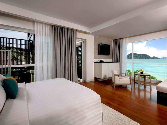 Pullman Phuket Panwa Beach Resort мыс Панва Таиланд