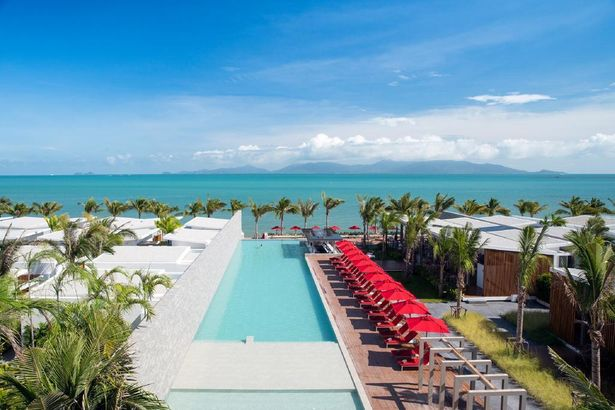 Sensimar Koh Samui (Adults Only Beach Resort)