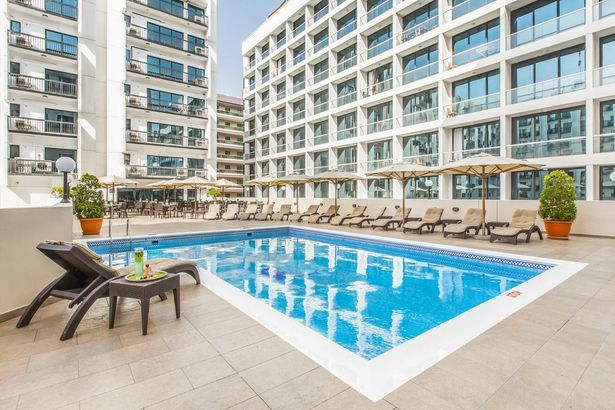 Golden Sands 10 Hotel Apartments