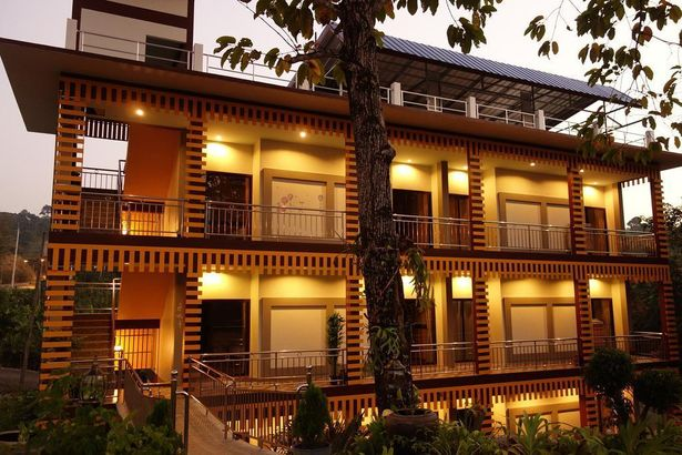 Airport Phuket Garden Resort 3*