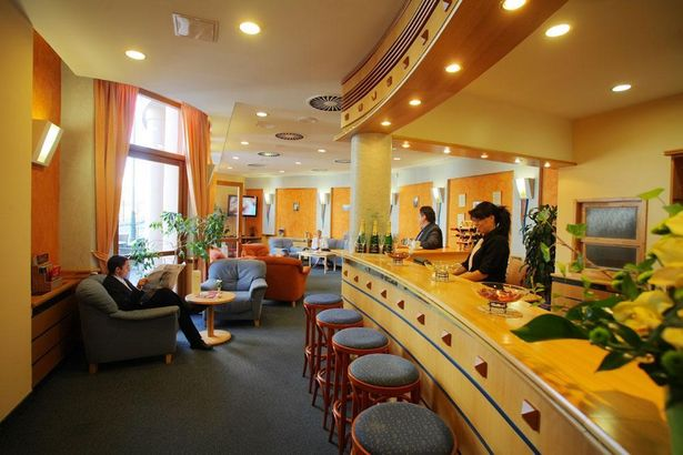 Wellness & Spa Hotel Ambiente Чехия