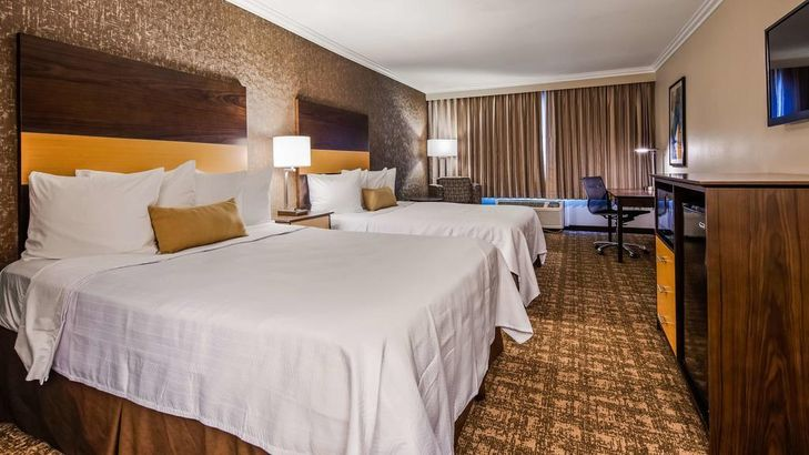 Best Western Los Angeles Worldport Лос-Анджелес