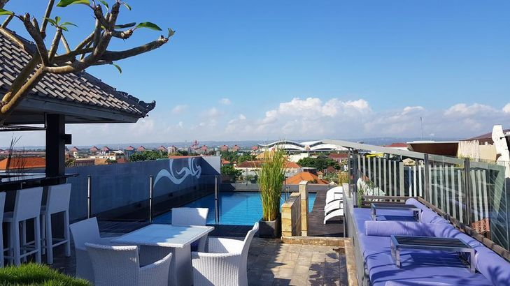 Stark Boutique Hotel and Spa Bali