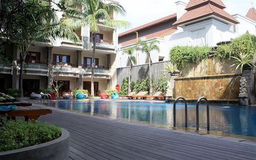 The Vira Bali Boutique Hotel & Suite Индонезия
