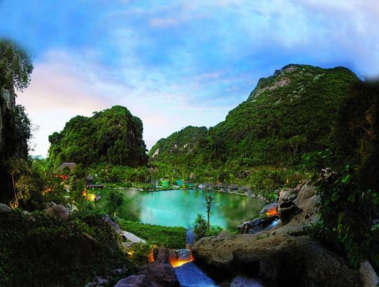 The Banjaran Hotsprings Retreat 5*