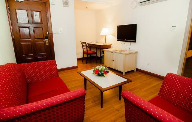 Zon All Suites Residences on the Park 4*