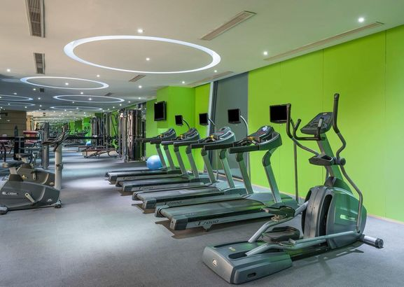 Holiday Inn Shanghai Hongqiao West Hotel Кингпу
