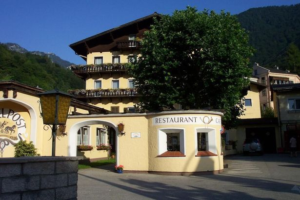 Landhotel Post Ebenesee am Traunsee