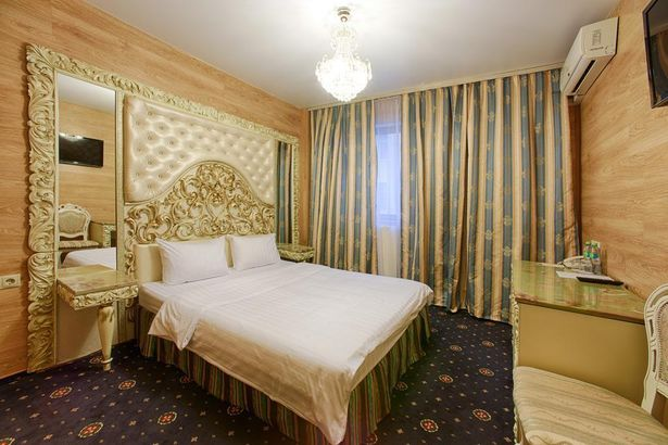 Санфловер Avenue Hotel Moscow
