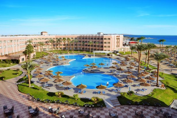 Beach Albatros Resort - Families and couples only