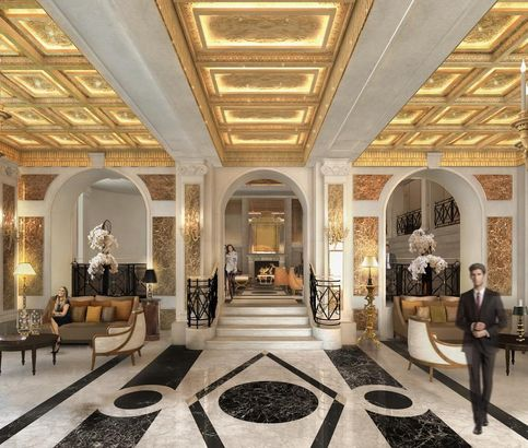 Eden - Dorchester Collection