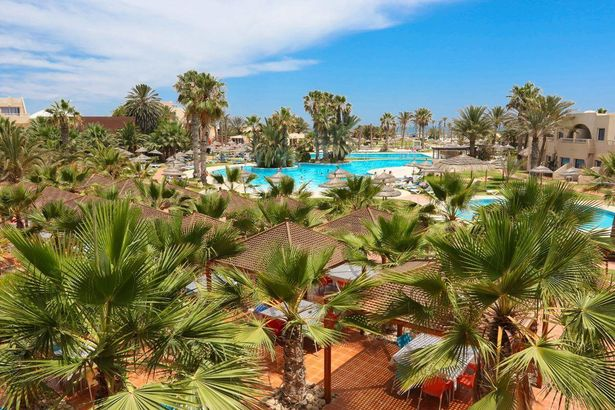 Hotel Welcome Meridiana Djerba Мидун Тунис