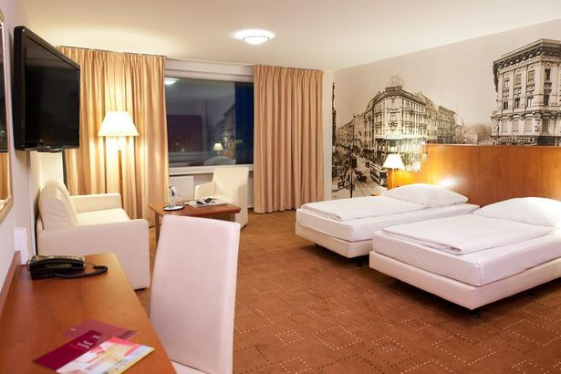 Mercure Hotel Berlin am Alexanderplatz 3*