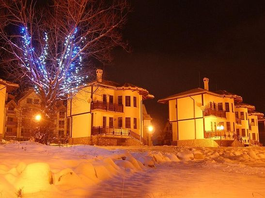 Bansko Castle Lodge Банско