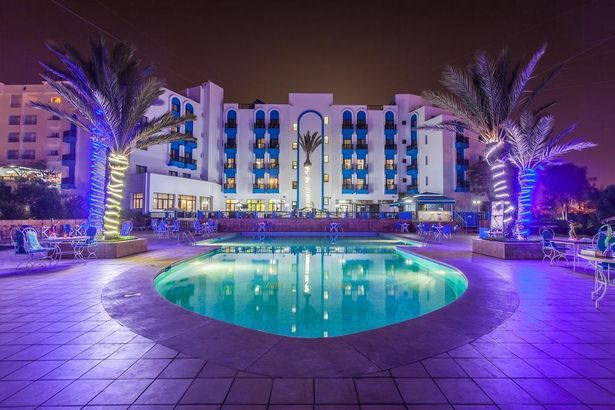 Oasis Hotel & Spa
