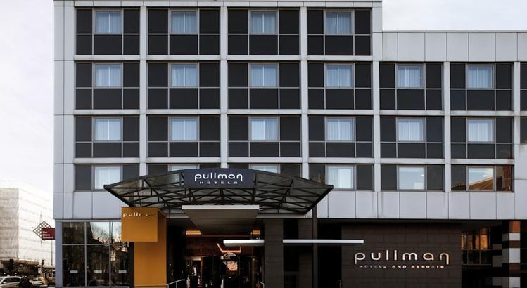 Pullman London St Pancras