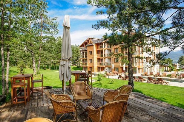 Pirin Golf & Country Club Apartment Complex Болгария