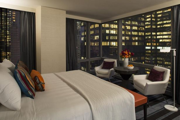 Courtyard by Marriott New York Manhattan/Central Park 4*