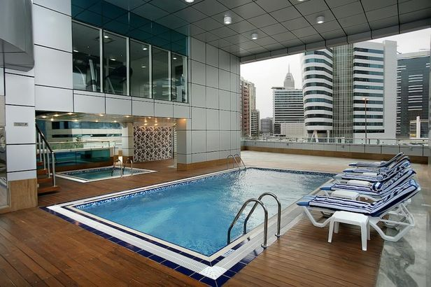 Gulf Oasis Hotel Apartments 3*