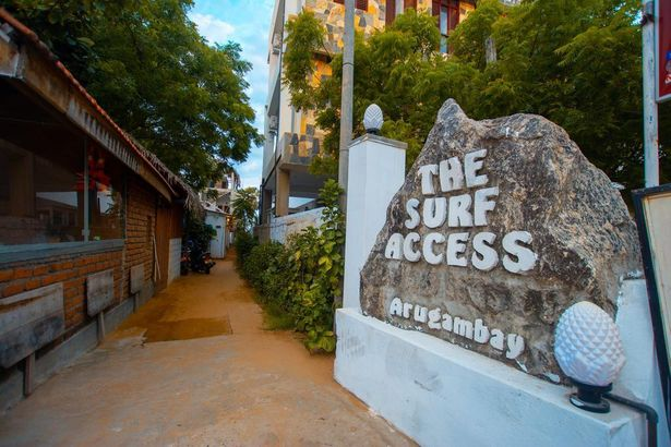 The Surf Access Guest House