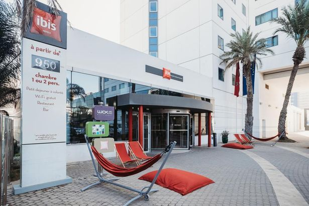 Ibis Casablanca City Center