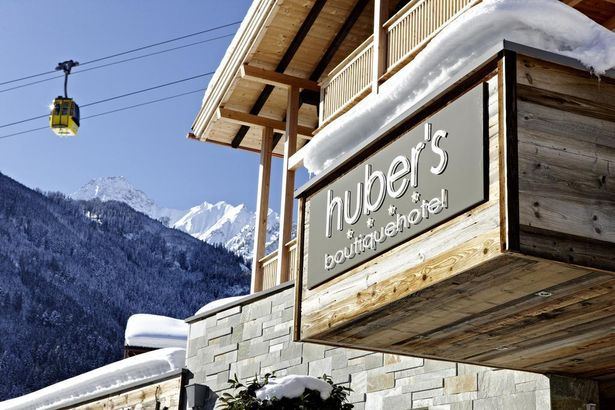 Huber's Boutique Hotel
