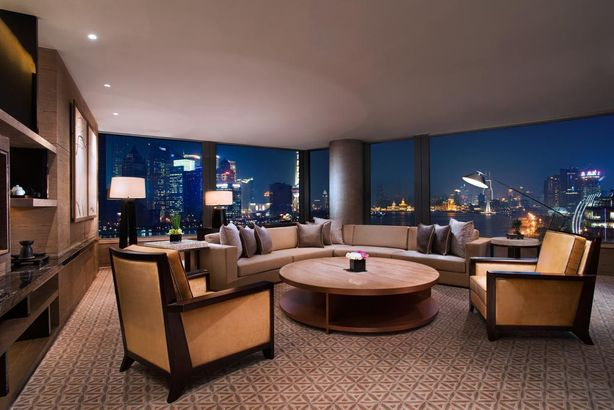 Banyan Tree Shanghai On The Bund Китай