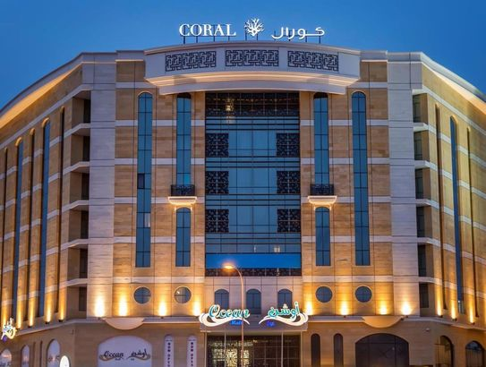 Coral Muscat Hotel Apartments