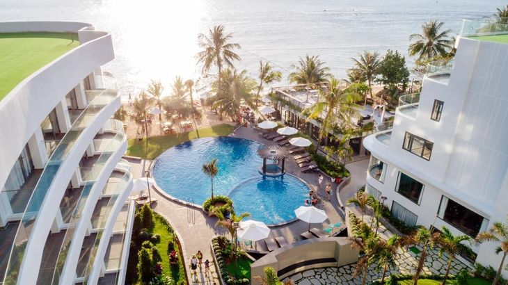 Sunset Beach Resort and Spa 4*